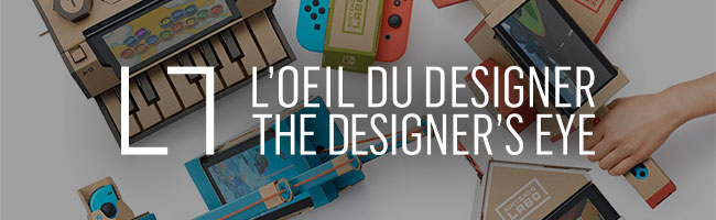 The designer's eye: Nintendo Labo